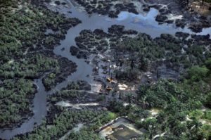 Shocking extent of oil pollution in Nigeria's Niger Delta