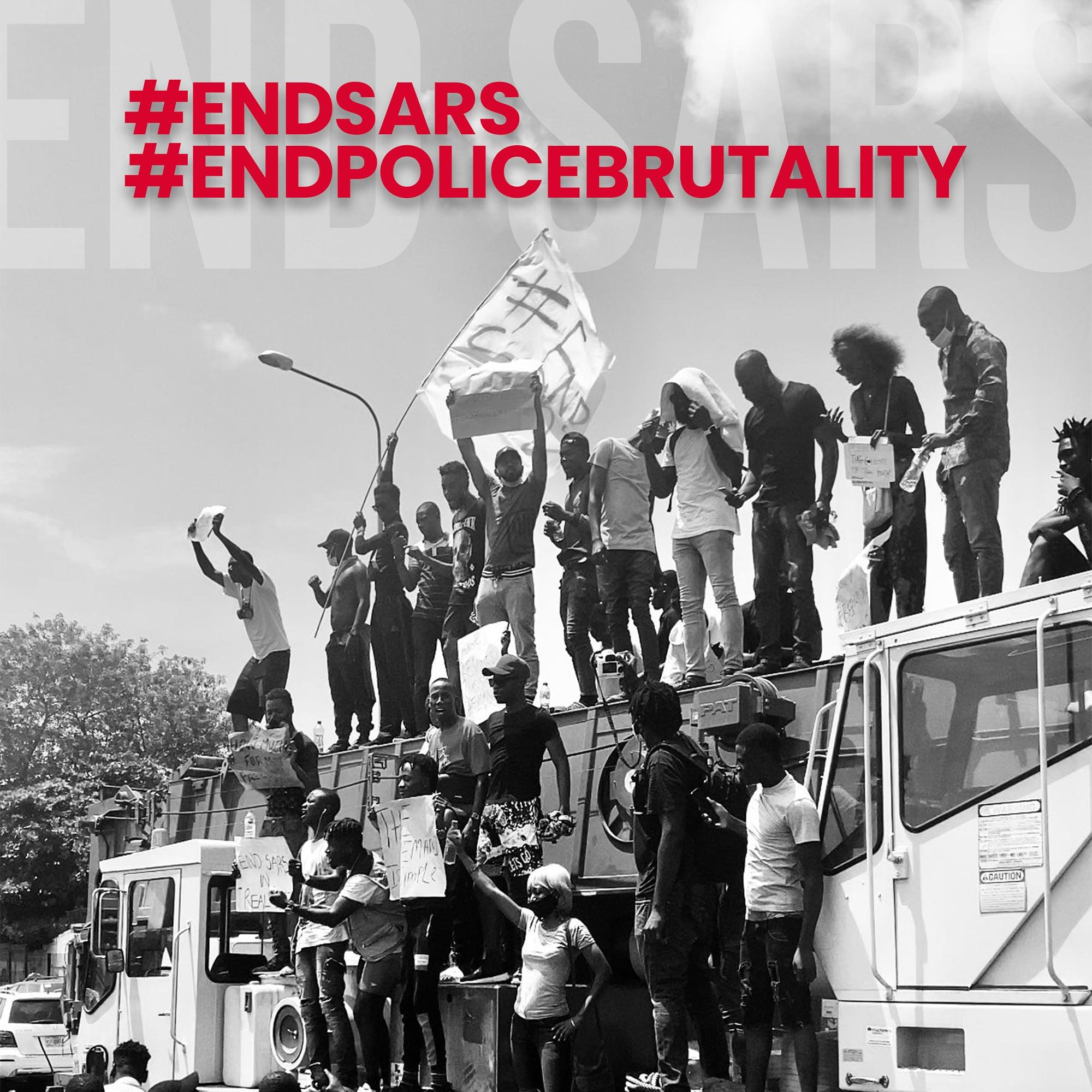 EndSARS protest Nigeria